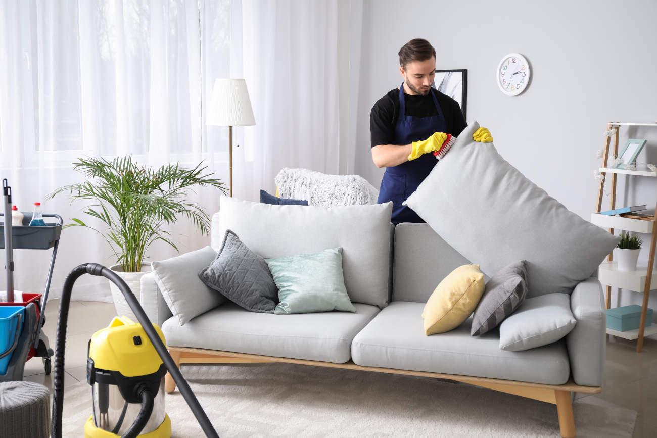 entretien et ménage à domicile