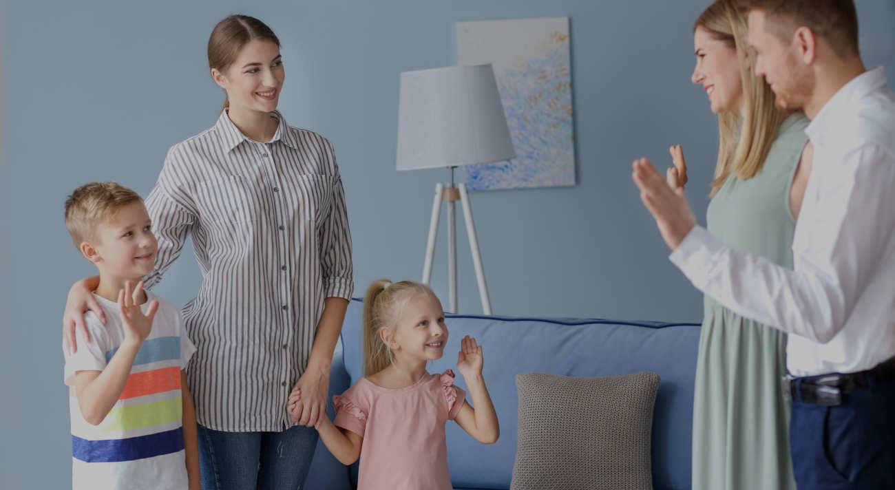 babysitting et garde d'enfants